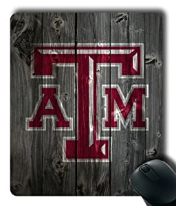 Texas AM on Wood Rectangle Mouse Pad by eeMuse by ruishername