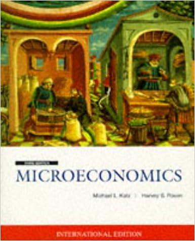 Microeconomics McGraw Hill International Editions
