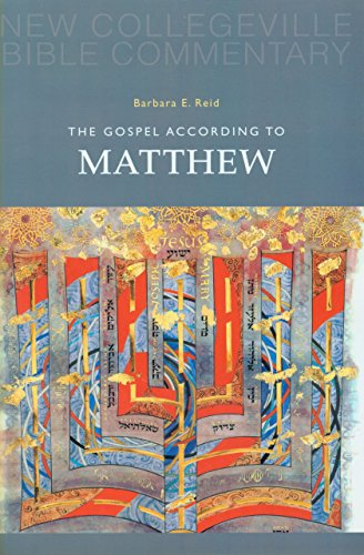 The Gospel According to Matthew: Volume 1 (New Collegeville Bible Commentary: New Testament) (Pt. - Collegeville Outlets