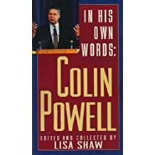 In His Own Words: Colin Powell by Colin Powell (1995-12-01)