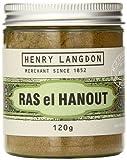 Henry Langdon Spice Blend, Ras El Hanout, 4.6 Ounces