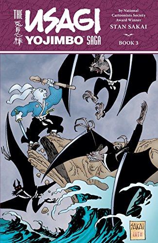 Usagi Yojimbo Saga Volume 3