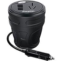 Energizer Power Inverter, 150 Watts Plus 48W via USB, Modified Sine Wave Car 12V to 230V Inverter, DC to AC Converter…