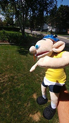 "jeffy Puppet 15"" Custom Plush What Doin"