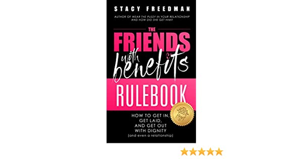 Friends With Benefits Rule Book