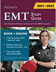 EMT Study Guide: Exam Prep Book with Practice Test Questions for the NREMT Examination