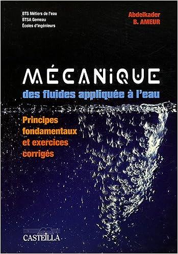 mecanique des fluides appliquee 2e edition