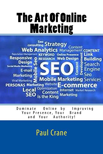 Art Online Marketing Improving Authority ebook product image