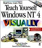 Teach Yourself Windows NT 4 Visually, Ruth Maran, 0764560611