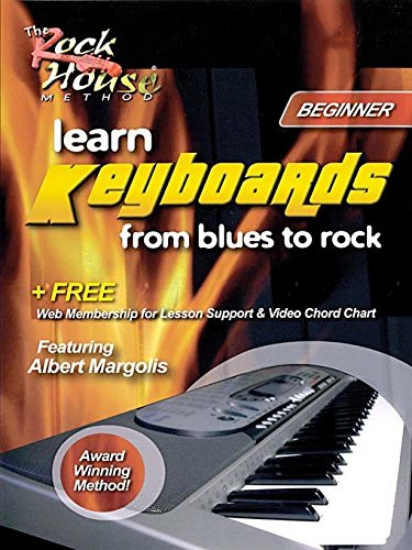 Learn Keyboards from Blues to Rock Beginner [Instant Access]