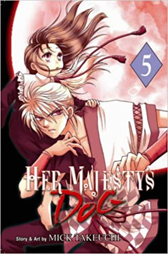 Book Her Majesty's Dog Volume 5: v. 5 : 5 (Her Majesty's Dog)