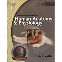 Laboratory Manual for Human A&p: Cat Version by Terry R. Martin (2009-01-01)