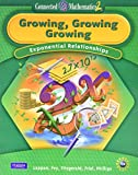 CONNECTED MATHEMATICS GRADE 8 STUDENT EDITION GROWING, GROWING, GROWING