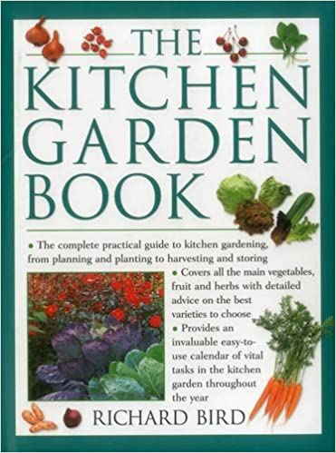 Buy The Kitchen Garden Book The Complete Practical Guide To Kitchen