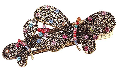 Leegoal Fashion Vintage Butterfly Hairpins