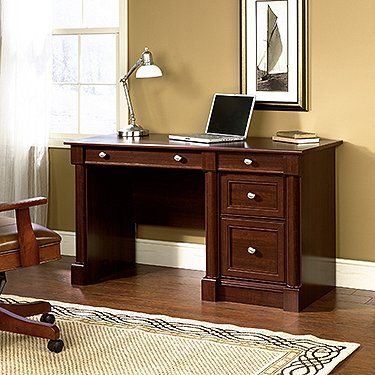 Palladia Collection - Sauder 412116 Palladia Computer Desk, 53.15