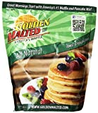 Golden Malted All Natural Waffle & Pancake Mix (32 Oz Bag)