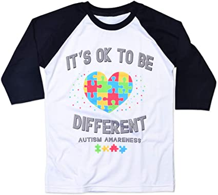 Autism Puzzle Shirts for Kids Youth Autism Awareness Shirt Puzzle Gifts