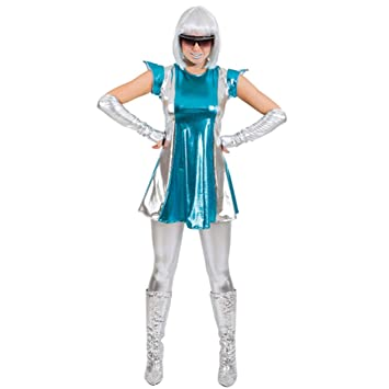 Disfraz Space Woman e3211decc474