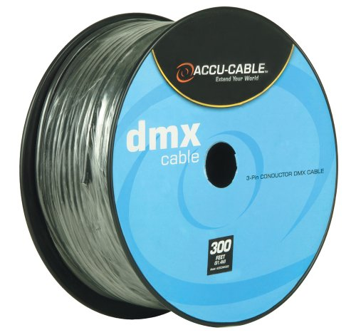 ADJ Products AC3CDMX300 300 FOOT SPOOL, 3 CONDUCTOR DM by ADJ Products