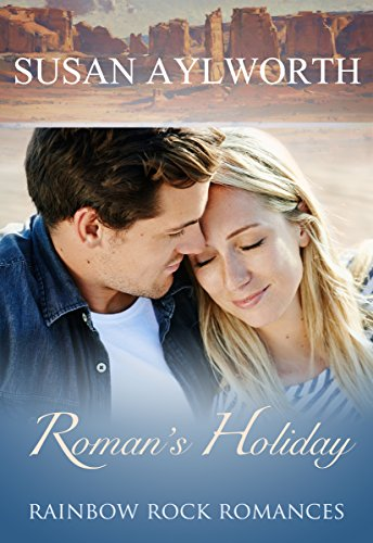 A country-western singer and A-list movie star leave Hollywood behind… and ends up finding love in the desert.  Roman's Holiday: Rainbow Rock Romances by Susan Aylworth