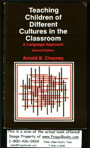 Teaching Children of Different Cultures in the Classroom: A Language Approach