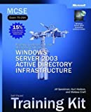 img - for MCSE Self-Paced Training Kit (Exam 70-294) book / textbook / text book