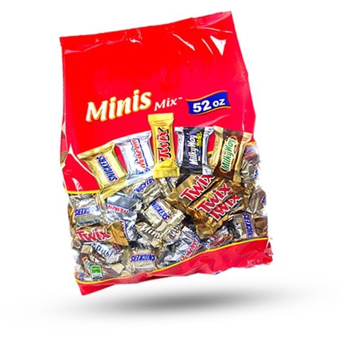 Mars Chocolate Mini Favorites 104 oz variety candy ,Choco-ht