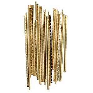 19pcs classical acoustic guitar fret wire fretwire set brass quality guitar. Black Bedroom Furniture Sets. Home Design Ideas