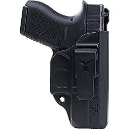 Blade-Tech Industries Klipt Glock 42 IWB Holster, Black, Right