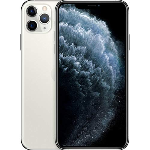 Iphone 11 Pro Max Apple Prata, 64gb Desbloqueado - Mwhf2bz/a