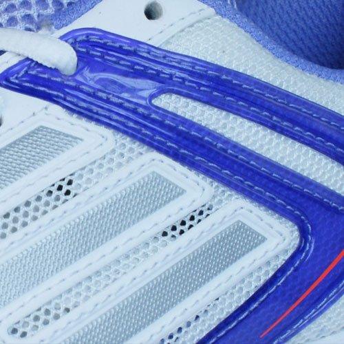 de White Chaussures pour femme adidas Team Feather badminton qOx7v6