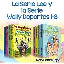 libros audibles en español-la Serie Lee y la Wally Deportes Serie 1-8