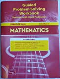 Prentice Hall Mathematics Course 3 : Guided Problem Solving Workbook, PRENTICE HALL, 0131253018
