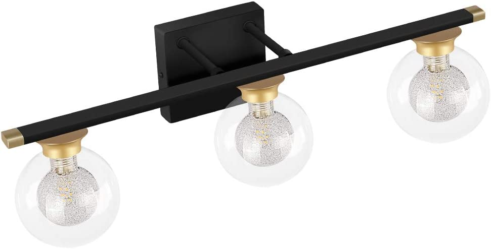 Shop Glass Shade Modern Wall Bar Sconce from Amazon on Openhaus