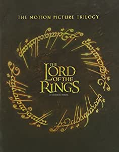 Lord of the Rings: The Motion Picture Trilogy - Theatrical Edition [Blu-ray]