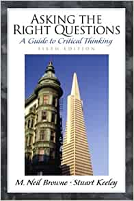 critical thinking waller 6th edition