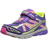 Saucony Girls' Baby Ride 7 Running Shoe (Toddler/Little Kid)