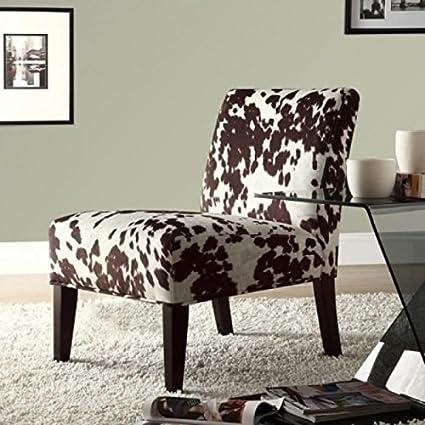 Amazon.com: Home Creek Vaca Ocultar Lounge Silla De ...