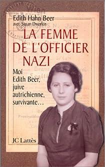 La Femme de l'officier nazi par Hahn Beer