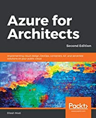 Create advanced data and integrated solutions using Azure Event Grid, functions, and containersKey FeaturesGet familiar with the different design patterns available in Microsoft AzureDevelop Azure cloud architecture and a pipeline management ...