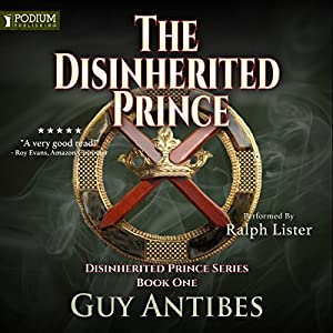 The Disinherited Prince Audiobook