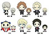 Pikutamu! Persona 4 The Golden Boys non-scale trading rubber strap 6 pieces BOX