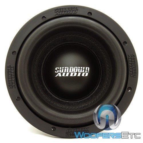 Sundown Audio X-8 V.2 D2 8'' Dual 2-Ohm XV2 Series Car Subwoofer