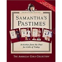 SAMANTHAS PASTIMES BOXED SET P