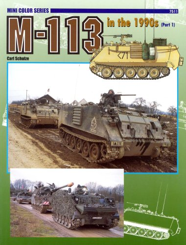 M113 in the 1990s (Mini Color Series) ()