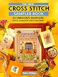 New Cross Stitch Sampler Book, Helen Philipps, 0715307975
