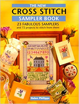 Book The New Cross Stitch Sampler Book