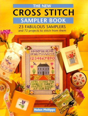 Cross Stitch Range - The New Cross Stitch Sampler Book