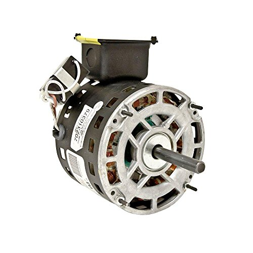 Master Flow MOTOR30BD Replacement Motor for 30 in. Belt Drive Whole House ()